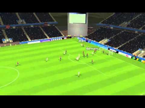 La Berrichonne x ESTAC Troyes - Gol de Bienvenu 18 minutos