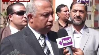 فيديو..محافظ الشرقية: تخصيص وحدان اسكان اجتماعي لكافة المتقدمين بالمشروعات