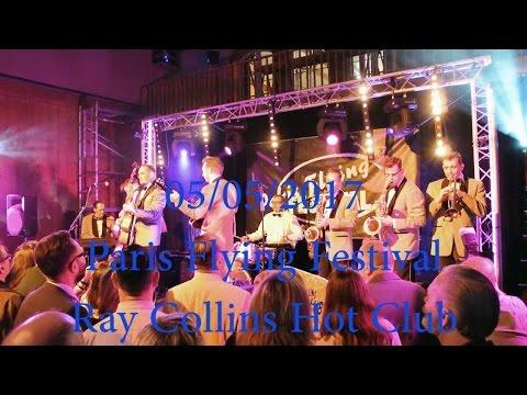 20170505  Ray Collins Hot Club au PFF