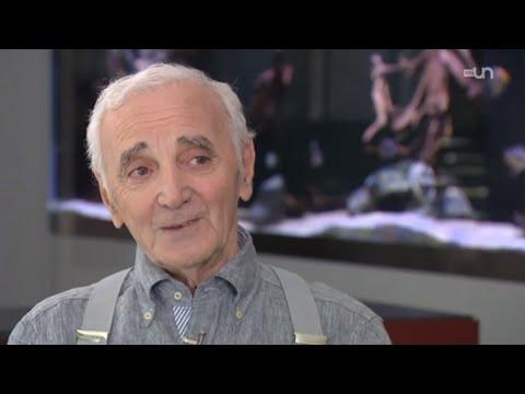 Pardonnez-moi - L'interview de Charles Aznavour