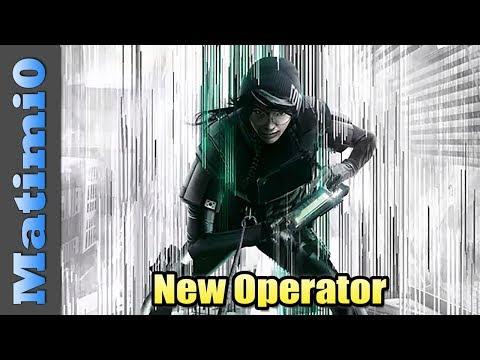 New Operator Dokkaebi - Rainbow Six Siege