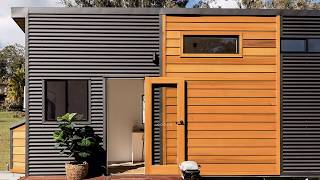 Tiny House Big Living: Aussie Tiny Houses - Coogee 7.2