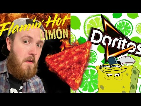 image for Doritos NEW Flamin' Hot Limon Flavor Available Now