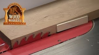 2014-03-29 - Ted Baldwin: Cutting Small Things Safely II - Woodworking