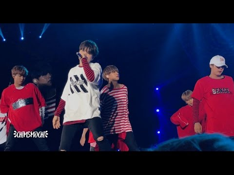 BTS - SAVE ME HD (Jakarta Wings Tour 2017) 170429