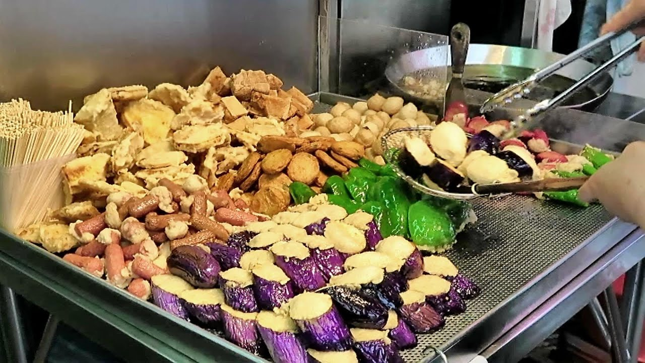 Hong Kong Street Food The Stalls And Fresh Markets Of Mong Kok