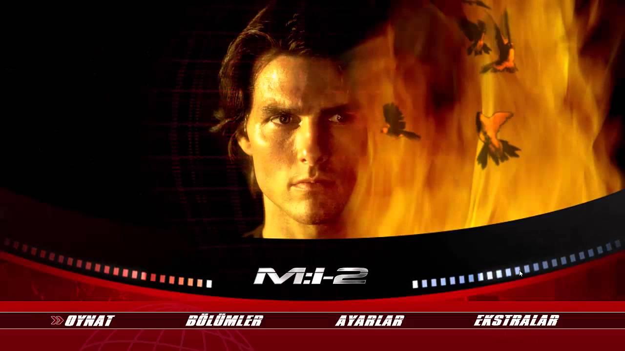 Mission Impossible 2 2000 Tur Bluray Karga22 Edit Hdarsivi Com Youtube