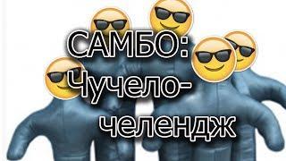 Sambo: Игры и эстафеты с борцовским чучелом.