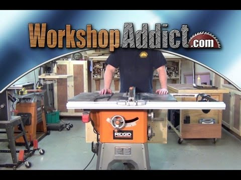 Ridgid r4512 table saw folding outfeed table and 11 month review ridgid r4512 table saw folding outfeed table and 11 month review greentooth Image collections