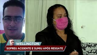 Caso Wellington: porteiro some misteriosamente após acidente de moto
