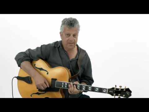 Smooth Jazz Guitar Lesson - #4 Less is More - Paul Brown