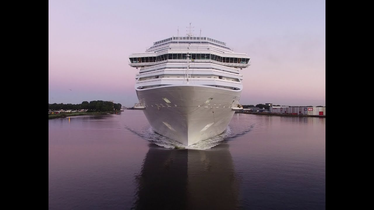 Costa pacifica cruise ship drone view youtube for Nave pacifica