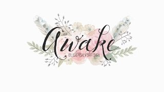 (Acoustic English Cover) Jin (BTS) - Awake | Elise (Silv3rT3ar) #HappyJinDay