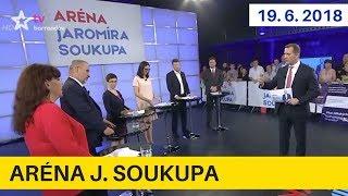 Pestrý politický  MIX v Aréne J. Soukupa / komunistický strašák je opět na scéně