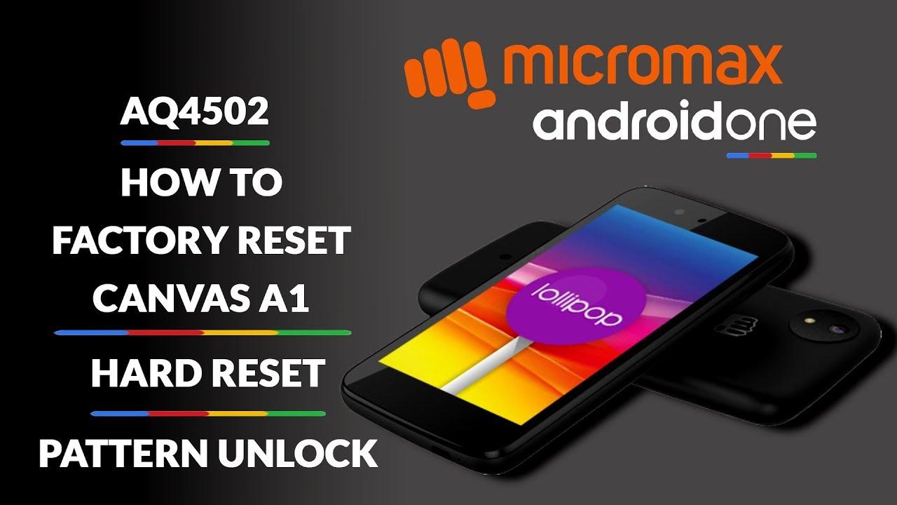 Micromax Canvas A1 AQ4502 Unlock Videos - Waoweo