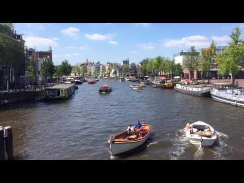 Walking Amsterdam: Nieuwe Zijde - Jodenbuurt, Plantage & Oosterdok - Oude Zijde
