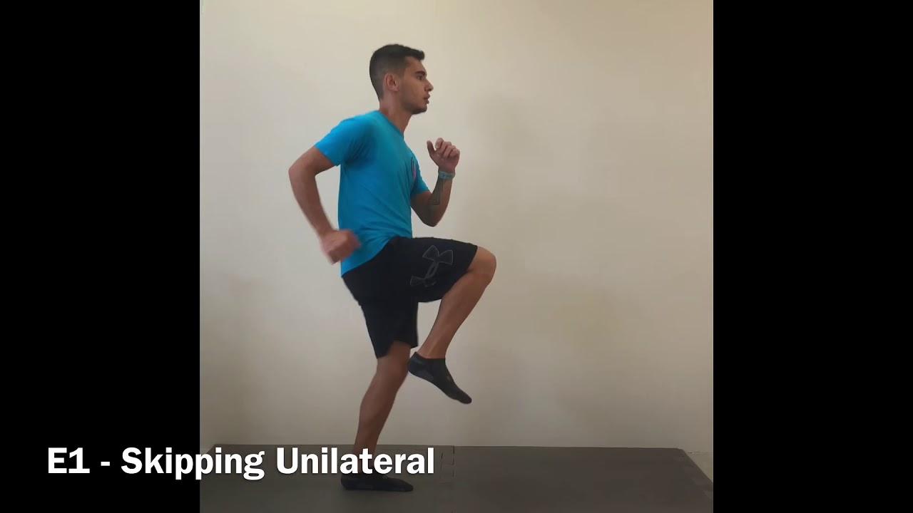 Skipping Unilateral
