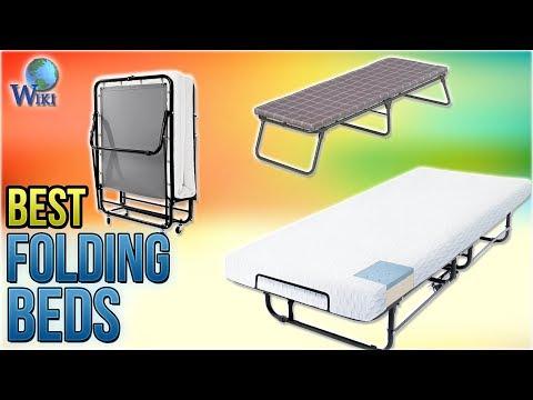 10 Best Folding Beds 2018