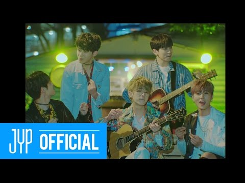 """DAY6 """"I'm Serious(장난 아닌데)"""" M/V"""