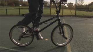 How To Do Basic BMX Tricks