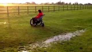 Trekinetic All Terrain Wheelchair Experience