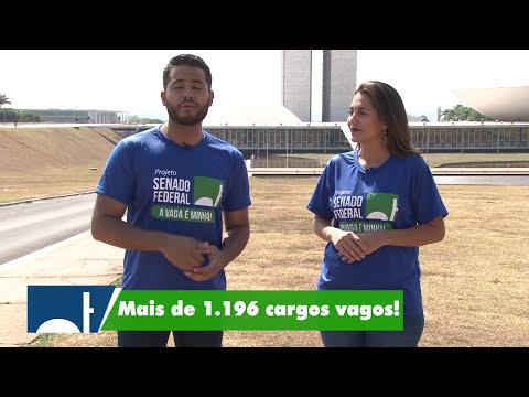 Conheça o Projeto Senado Federal - Preparação Antecipada! de YouTube · Duração:  1 minutos 36 segundos