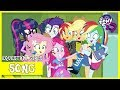 Monday Blues | MLP: Equestria Girls | Summertime Shorts! [HD]