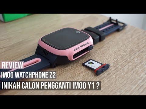 Jam Video Call Versi Ekonomis - Review Imoo Z2 Indonesia🔥