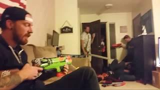 DesertFox Birthday Nerf Raid LIVE
