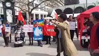 Diether Dehm: Stoppt den Krieg gegen Syrien! Frieden mit Russland! Sa 14.4. Kundgebung Hannover