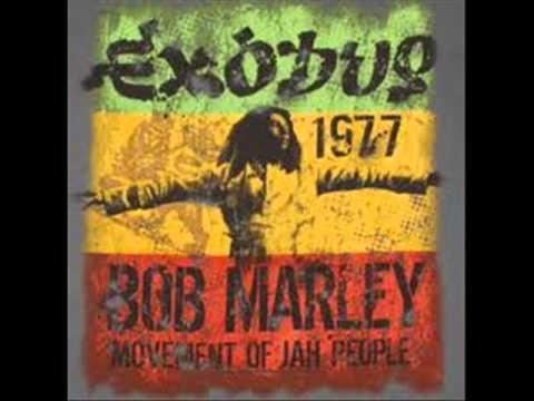 Bob Marley  Sun Is Shining  Exodus Demos