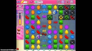 Candy Crush Saga Level 205 - 3 Stars  - No Boosters