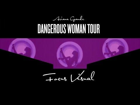 Ariana Grande: Focus (Dangerous Woman Tour Visual)