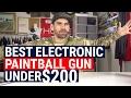 Best Electronic Paintball Gun Under $200 - PBQ Time