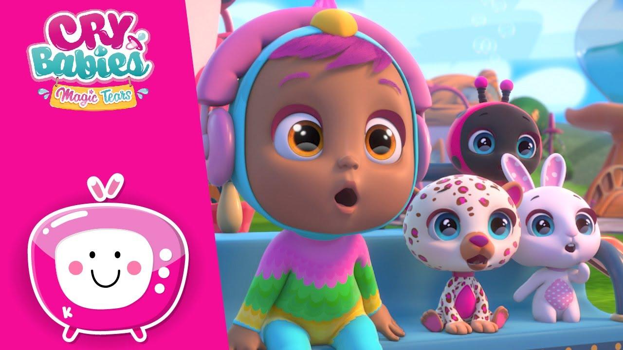 Bebeluși talentați ✨ SEZONUL 2 ? CRY BABIES ? MAGIC TEARS ? DESENE pentru copii