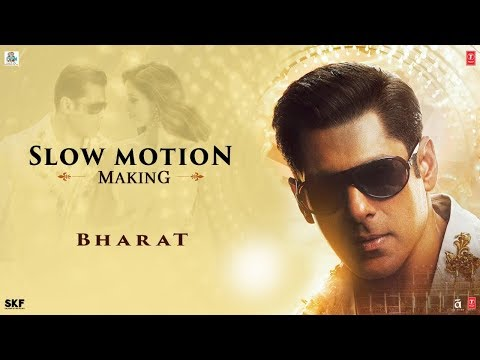 'Slow Motion' Song Making - Bharat | Salman Khan | Disha Patani | Vishal & Shekhar