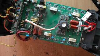 видео Ремонт сварочного инвертора Ресанта Саи 250: описание устройства, неисправности и схема