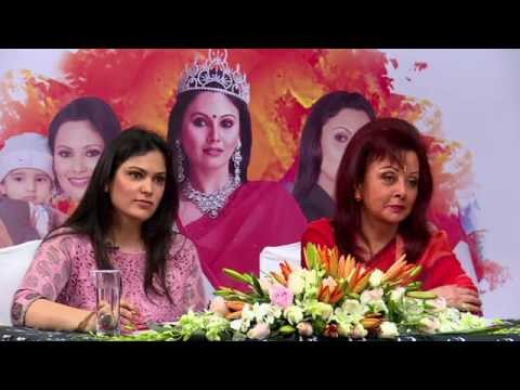 HTC Gladrags Mrs India 2015 EPISODE 1 Channel V Special EPISODE 1