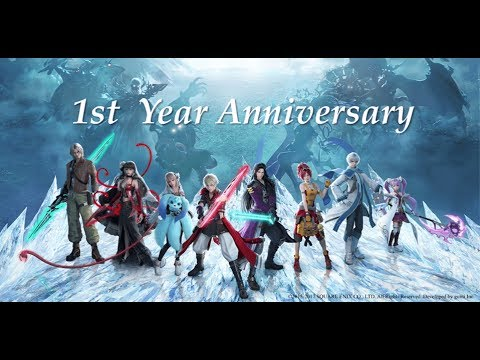 [FFBE] HUGE Announcements - 1st Year Anniversary, 6* Fina, and more!