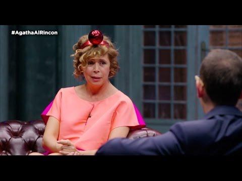 Risto a Agatha Ruiz de la Prada: ¿Tú sales así a la calle? - Al Rincón