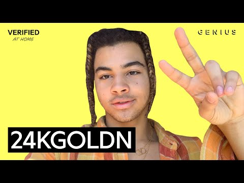 """24kGoldn """"CITY OF ANGELS"""" Official Lyrics & Meaning 