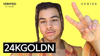 24kGoldn CITY OF ANGELS Official Lyrics & Meaning | Verified