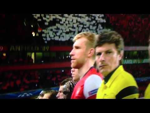 Arsenal - Bayern Munchen Hymne Champions League
