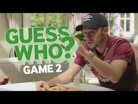 Guess Who? #2 – Noble's question gets in Cresswell's head!