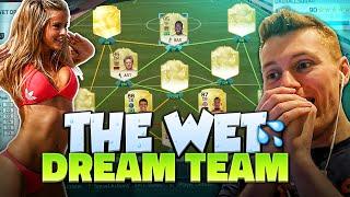 FIFA 16 - THE WET DREAM TEAM!!! | THE BEST & SEXIEST TEAM ON FIFA!!!