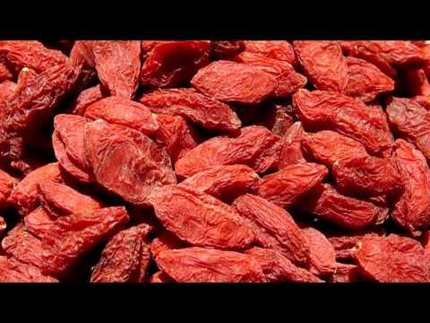 Goji Berries Health Benefits