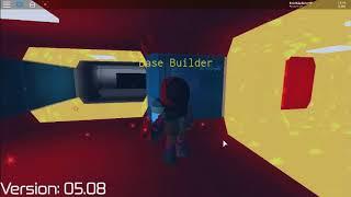 Liquid Submarine (Part 1) | Building an underwater base! | ROBLOX