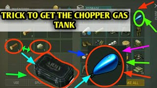 Video TRICK to get the CHOPPER GAS TANK ON LAST DAY ON EARTH SURVIVAL download MP3, 3GP, MP4, WEBM, AVI, FLV Oktober 2018