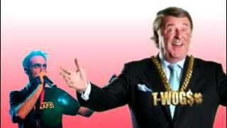 It Takes 2 - T-WOG$ & Beardyman (Terry Wogan on Peter Serafinowicz BBC 6Music show)