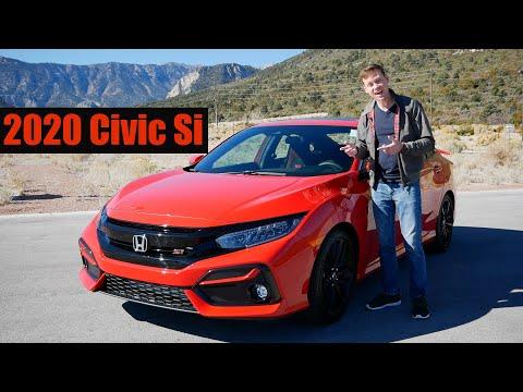 Review: 2020 Honda Civic Si Sedan